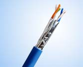 U-FTP Cat6a Stranded
